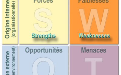 Matrice SWOT (pour diagnostic)