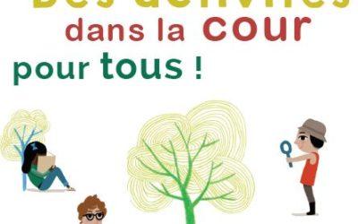 Livret «Des activités dans la cour pour tous !»